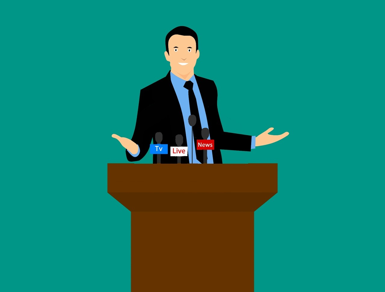 How to become a professional public speaker
