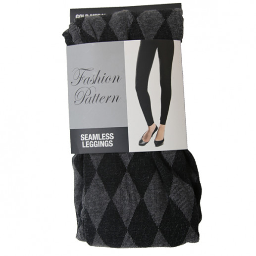 Gold Medal Women Fashion Pattern Seamless Leggings Apparel