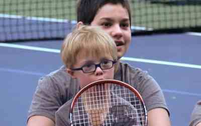 Buddy Up Tennis in Naperville, Illinois Exciting Asset for Athletes With Down Syndrome