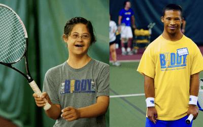 Buddy Up Tennis Athletes: High School Senior Spotlights