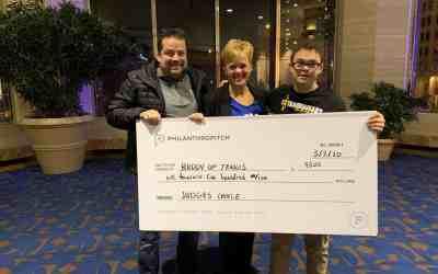 Buddy Up Tennis' Innovative Program Recognized by Philanthropitch Columbus