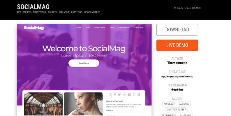 free Social Networking Themes