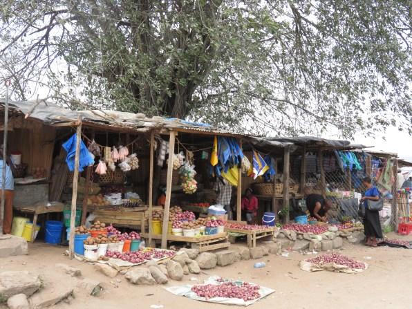 Market w Musomie