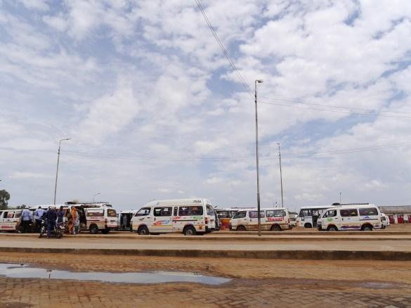Stacja busów, Musoma
