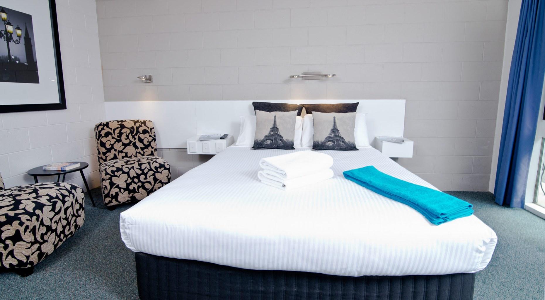 Buderim Fiesta Motel double stantard-room