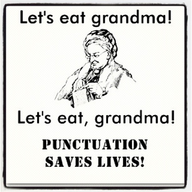 Communication Saves Relationships Like Punctuation Saves