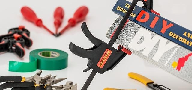 Be Your Own Handy (Wo)Man with a DIY Tool Kit