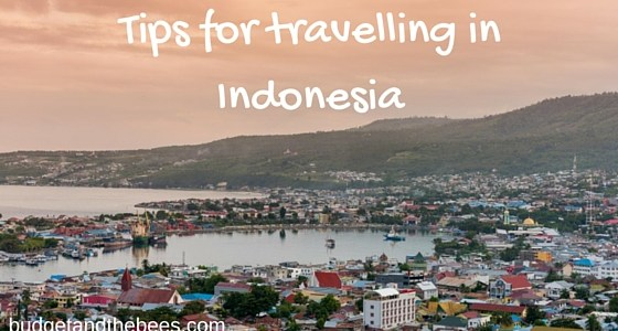 Tips for travelling to Indonesia