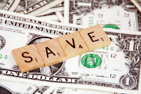 why is saving money so hard