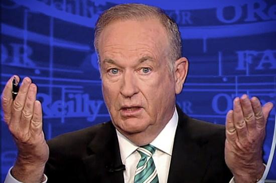 Bill O'Reilly's net worth