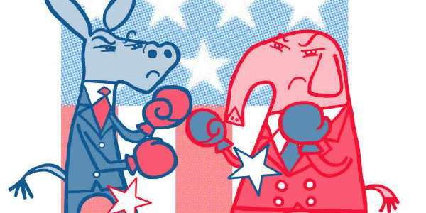 Who is Richer? Democrats or Republicans? The Answer Probably Won't Surprise You.