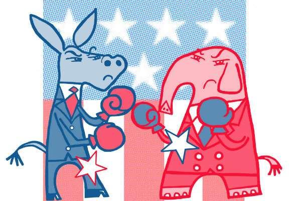 are democrats or republicans richer