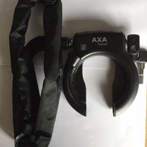 axa defender + insteekketting