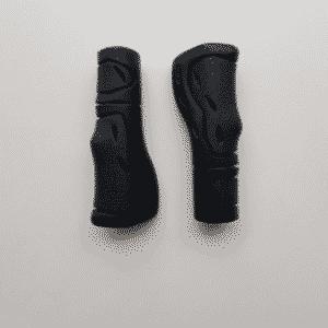 ergonomische fiets handvatten zwart