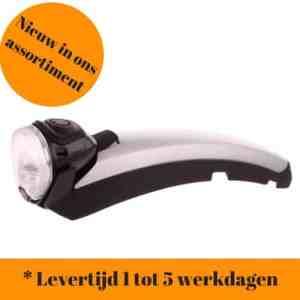 Gazelle Fenderlight v2 naafdynamo koplamp