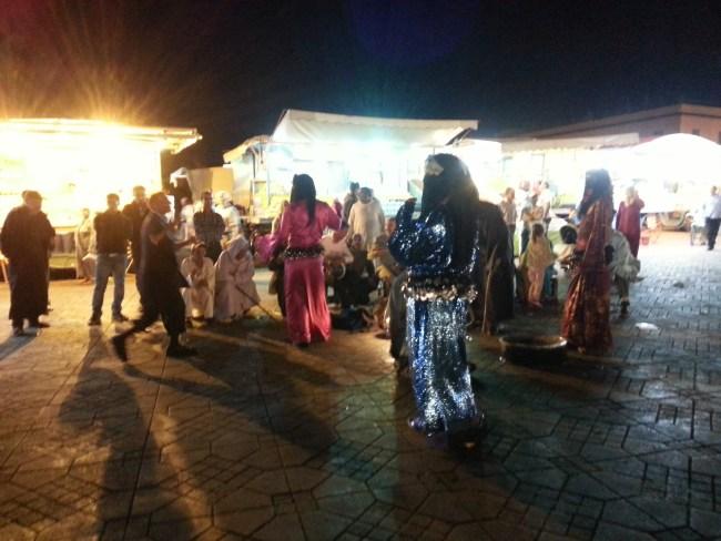 MOROCCAN DANCE SHOW