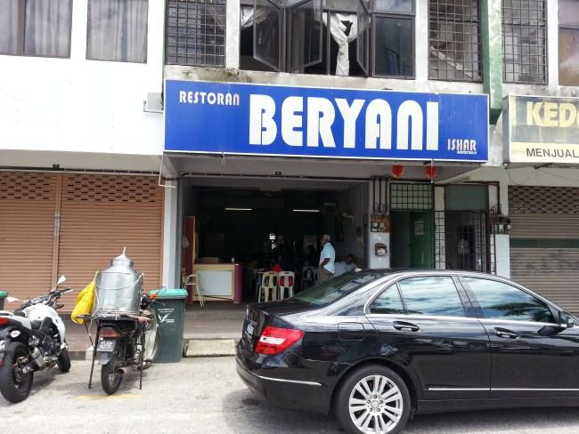 BERYANI ISHAR