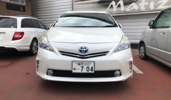 2013 Prius Alpha S-Touring Selection full