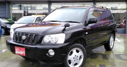 2001 Toyota Kluger V Four S-Package 4WD -6634