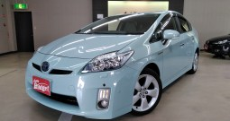 2010 Toyota Prius G Touring Selection leather package -9508