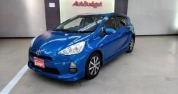 2013 Toyota Aqua G Hybrid -5475