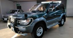 1996 Toyota Landcruiser Prado TX Wide -6924