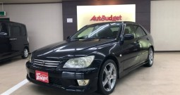 2003 Altezza RS200 Limited MT timingbelt changed, cool odometer -2106
