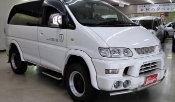 2000/05 Mitsubishi Delica Spacegear Chamonix -3155 full