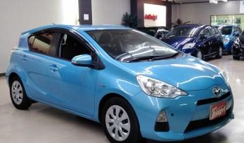 2013/01 Toyota AQUA G Hybrid -8768 full