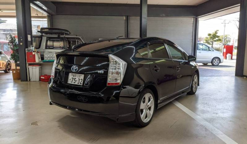 2010/12 TOYOTA PRIUS S TOURING SELECTION -3103 full