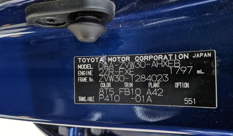 2010/06 TOYOTA PRIUS S -4023 full