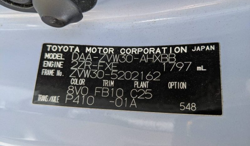 2010/8 TOYOTA PRUIS L -2162 full