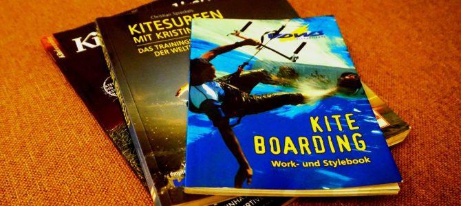 Wie Kitesurfen lernen? Lernfortschritte mit Medien