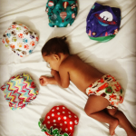 Pañales de tela/ Cloth diapers