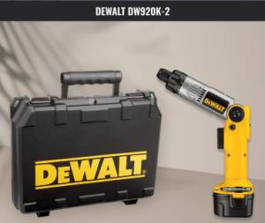 DEWALT DW920K
