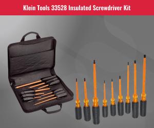 Klein Tools Set With Bag