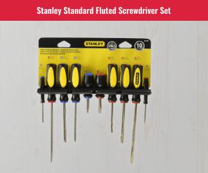 Stanley Standard Fluted Set