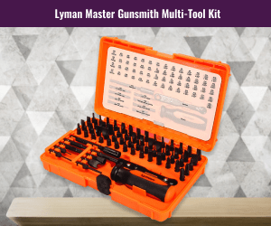 Lyman Master Multi Tool Kit