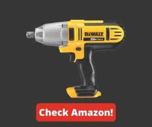 DEWALT 20v Max Cordless Impact Wrench