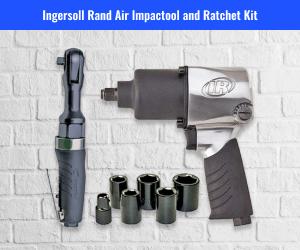 Ingersoll Edge Impactool and Ratchet Kit