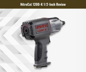 NitroCat Inch Impact Wrench For Changing Tires