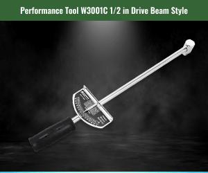 Performance Tool Drive Beam Style