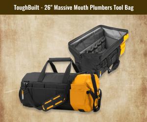 toughbuilt 26 inch tool bag
