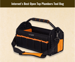 Best Open Top Bag for Plumbers