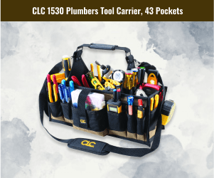 CLC Plumber Tools Carrier