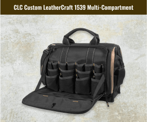 LeatherCraft Tool Bag