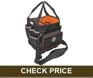 Klein tool Bag With Shoulder Strap