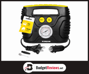 Kensun 12V DC Portable Air Compressor Pump