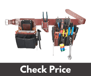 Occidental Leather 5590 LG Commercial Electrician Set