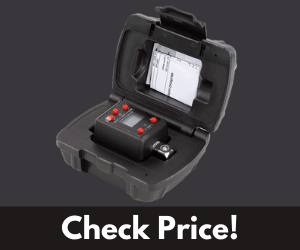 OEMTOOLS Digital Torque Wrench Adapter